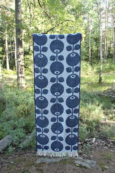 Ullscarf Blåbär