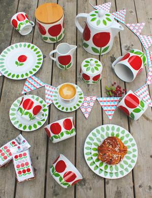 Tea mug Lingonberry 0,5 L (second choice)