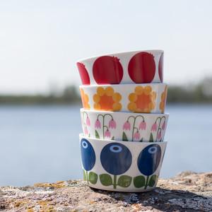 Skål Blåbär, Ø10,5 cm