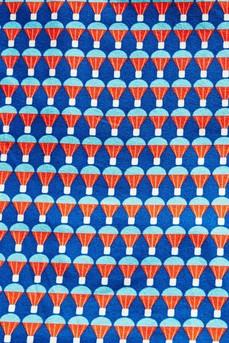Tyg -Luftballong små