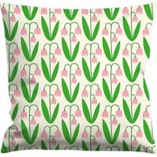 Cushion cover 50x50 cm, Linnea white