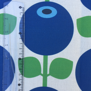 Fabric By The Meter, Blueberry