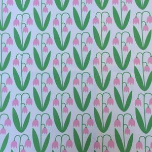 Fabric By The Meter, Linnea vit