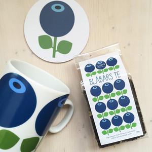 Blåbärs te, 50 gram