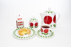 Teapot Lingonberry, 1,1 L (second choice)