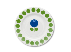 Plate Blueberry, 19 cm (second choice)
