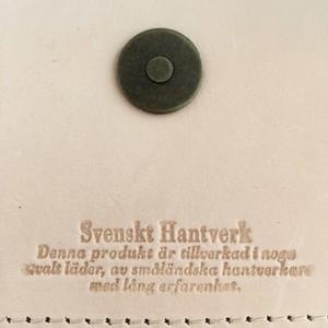 Skinnväska mini, Blåsippa